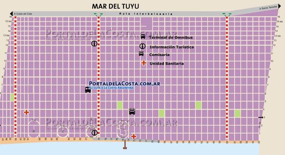 Mar Del Tuyu Dueño Directo Vende Lotes..