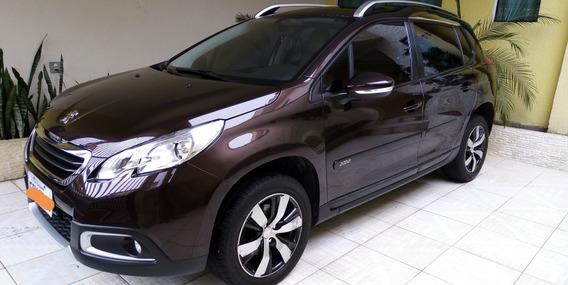 Peugeot 2008 1.6 16v Allure Flex Aut. 5p 2016