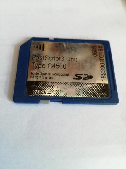 3350 2550 3351 PostScript3 Unit Type 3350 für Ricoh Aficio MP 2851