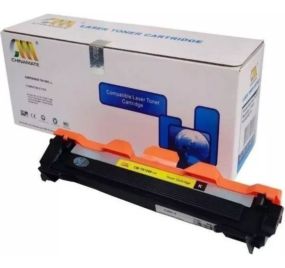 Kit 4x Toner P/ Hl1202 Hl-1210w Hl-1212 Chinamate Evolut