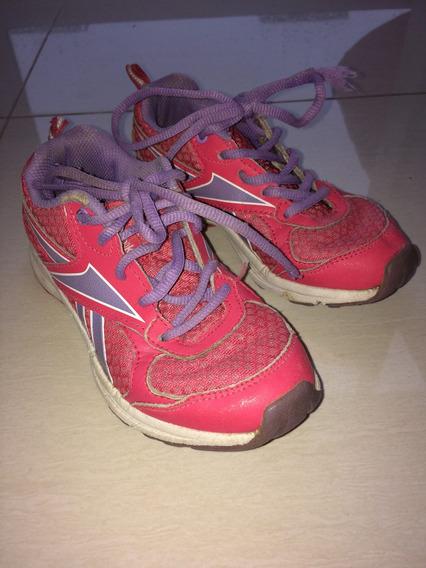 Zapatillas Reebok Nena T. 30,5