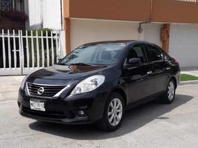 Nissan Versa Exclusive Aut Ac 2014