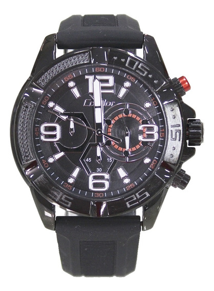 Relógio Masculino Condor Covd54au/8p - Preto