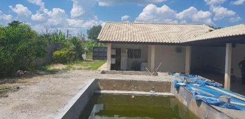 Chácara Com 01 Suíte Em Itanhaém - Ch001
