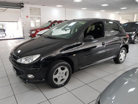 Peugeot 206 1.6 2004 Completo