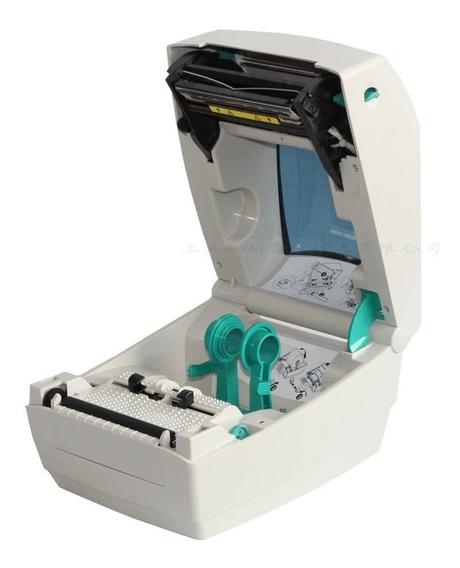 Impressora De Etiquetas Zebra Impressão Direta Ou Ribbon