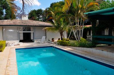 Casa 3 Suítes Piscina Condomínio Jd. Palmeiras X Casa / Apto