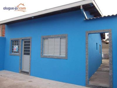 Casa Residencial À Venda, Jardim Santa Rosa, São José Dos Campos. - Ca1190