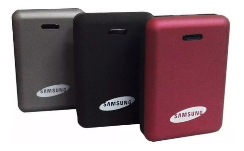 Cargador Portátil Usb Power Bank Samsung 8800mah