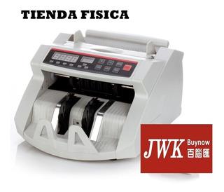 Contador De Billetes Modelo 2188 Mg + Uv Uk Jwk