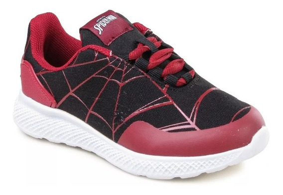 Zapatillas Spider Man . Marvel . Nueva Temporada