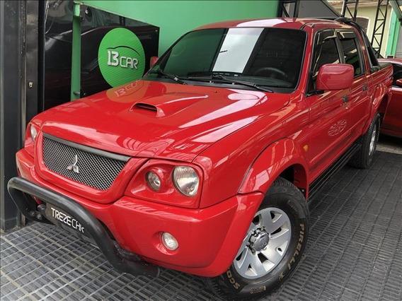 Mitsubishi L200 2.5 Sport Hpe 4x4 Cab Dupla Turbo Diesel Aut