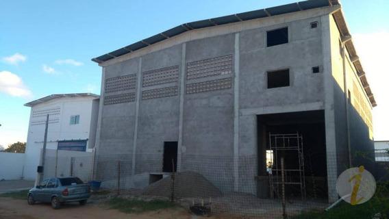 Barracão Para Alugar, 800 M² Por R$ 8.000/mês - Ba0001