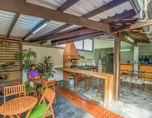 Imagem 1 de 13 de Sala Para Alugar, 11 M² Por R$ 1.660,00/mês - Jardim Paulista - Americana/sp - Sa0084