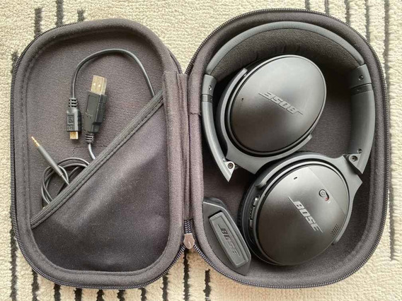 Fone Wireless Bose Quietcomfort 35 Qc35