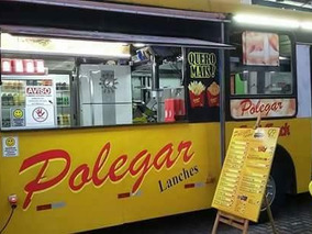 Onibus Food Truck Food Truck
