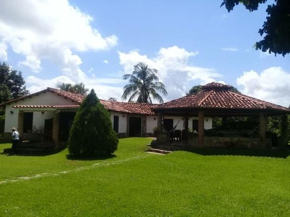 Sky Group Vende Espectacular Finca Con Casa Colonial En Safa