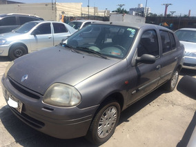Renault Clio Sedan 1.6 16v Rt 4p Revisado Pronto P Rodar