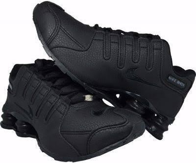 Tênis Nike Shox Preto
