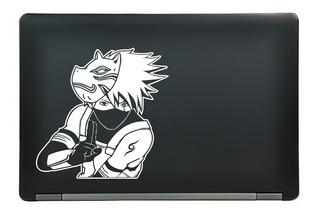 Calcomanía Sticker Kakashi Hatake Anbu Naruto Anime Manga Laptop Auto Ventana 6.25x6.18 Pulgadas Wd6