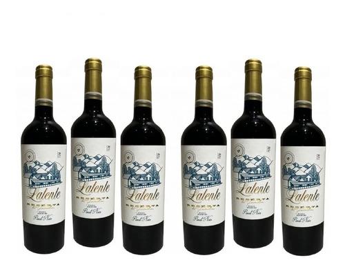 Imagen 1 de 3 de Caja X 6 - Cuarto Surco - Latente Reserva Pinot Noir