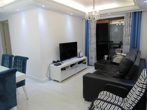Imagem 1 de 30 de Apartamento Residencial À Venda, Mooca, São Paulo. - Ap5363