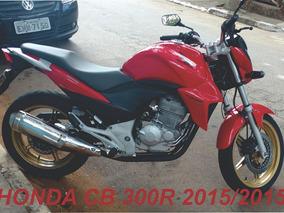 Honda Cb 300 - Nova Demais! Troco / Financio
