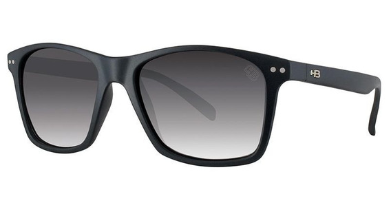 Oculos Sol Hb Nevermind Matte Navy Gradient Gray 9010562616