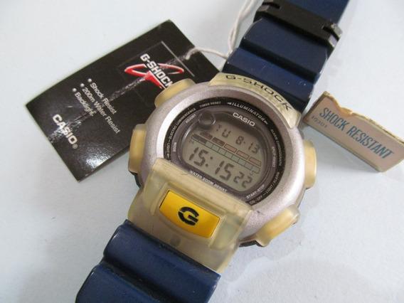 Relogio Casio G-shock Dw - 003 Raro