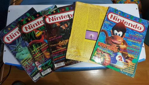 Imagen 1 de 2 de Revista Club Nintendo Año 6 Pack