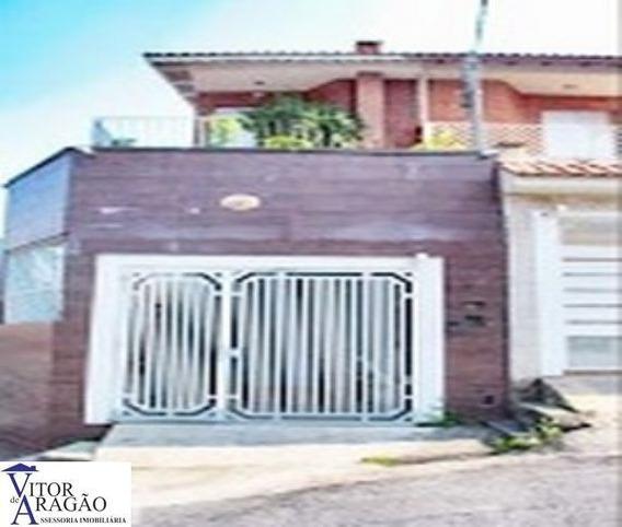 20035 - Sobrado 3 Dorms. (1 Suíte), Vila Gustavo - São Paulo/sp - 20035