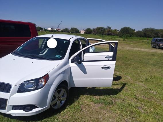 Chevrolet Aveo 1.6 Lt Mt Sedán 2016