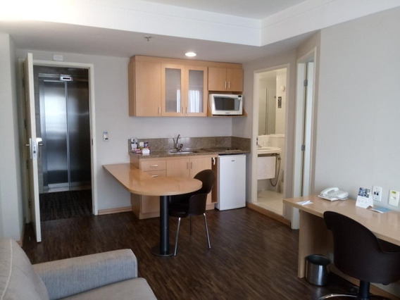 Flat Com 1 Dormitório À Venda, 33 M² - Centro - Guarulhos/sp - Fl0011