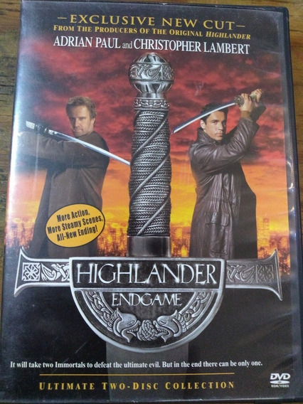 Highlander The Endgame ( Juego Final )