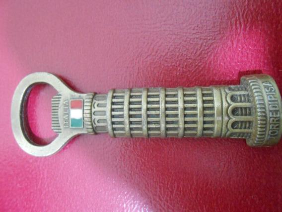 Destapador Importado Italia La Torre De Pisa
