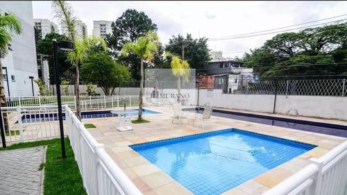 Apartamento Para Venda Em São Paulo, Vila Prudente, 2 Dormitórios, 1 Suíte, 2 Banheiros, 1 Vaga - Vip55ibit_1-1716183