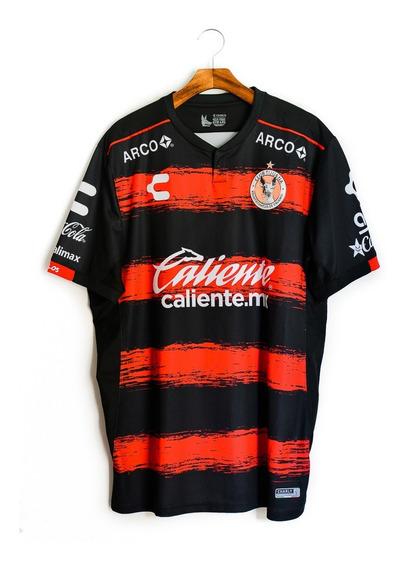 Camisa De Futebol Masculino Tijuana 2018/19 Charly