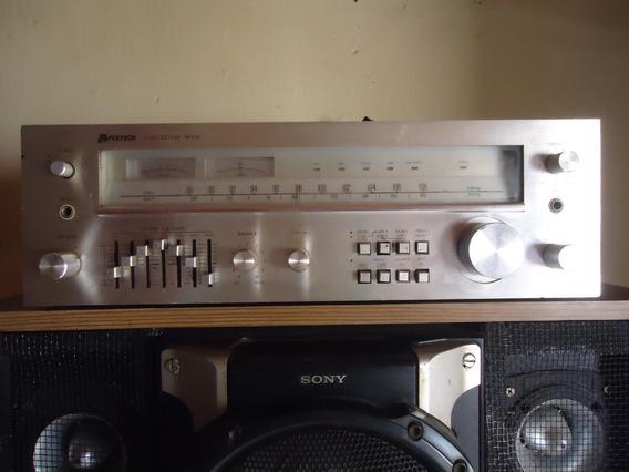 Polyvox Stereo Receive Pr.- 4150 Funcionando. Tudo