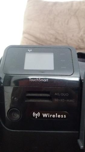 Impressora Multifuncional Hp Photosmart C4780 Wifi (usado)