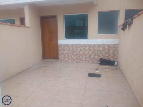 Sobrado Com 2 Dorms, Jardim Paraíso, São Vicente - R$ 270 Mil, Cod: 8028 - V8028