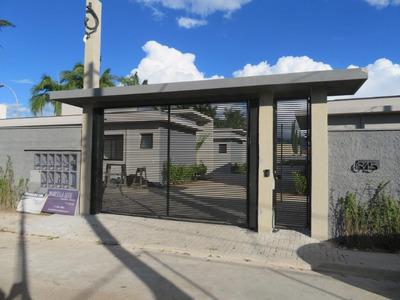 Casa Com 3 Dormitórios À Venda, 98 M² Por R$ 620.000 - Chacara Itapetinga - Atibaia/sp - Ca1373