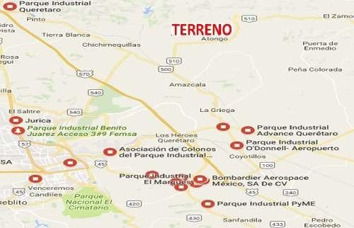 Terreno Venta El Marques Atongo Plano Pie Carretera 50 Hect