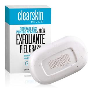 Avon Clearskin Jabon Exfoliante Piel Grasa - Mendoza