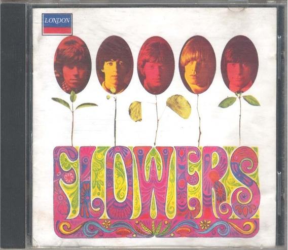 The Rolling Stones - Flowers Cd Usado Importado Germany