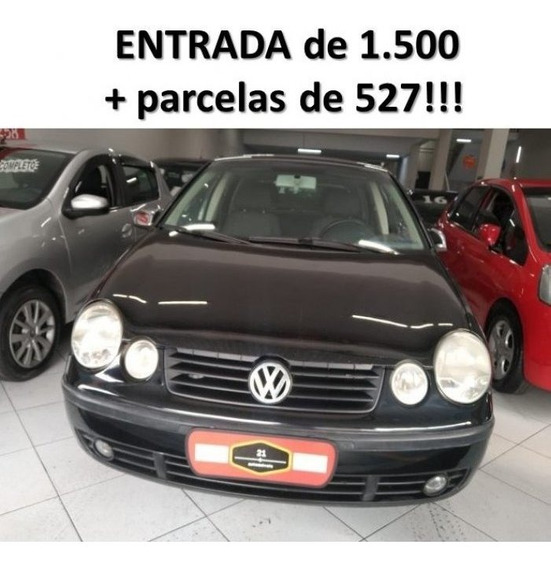 Polo 1.6 Mi 8v Gasolina 4p Manual