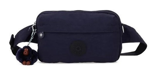 Bolsa Kipling Halima Active Blue- Exclusivo