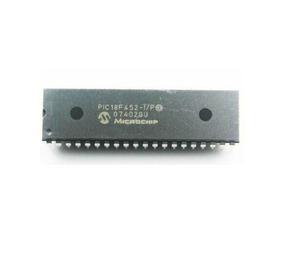 01 Microcontrolador Pic18f452-i/p Pic18f452