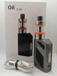 Cigarrillo Electrónico Full Humo Or Q-80 + Esencia Gratis