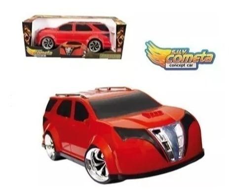Carro Grande Infantil Carrão Brinquedo Criança Manual Atacad