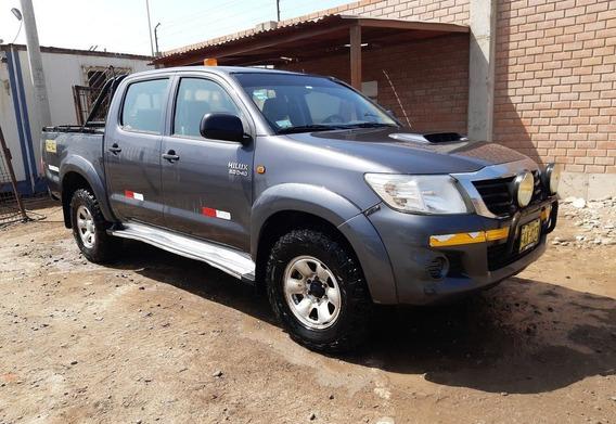 Toyota Hilux Srt 2013 4x4 Turbo Lista Para Transferencia
